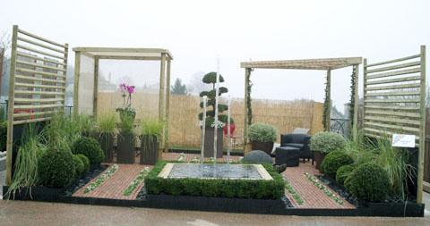 L 39 espace vert jardinier paysagiste for Amenagement espace vert exterieur