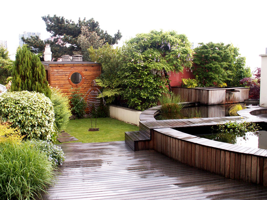 votre terrasse la nuit. Black Bedroom Furniture Sets. Home Design Ideas
